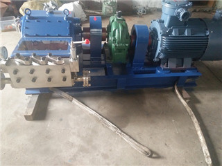 3ZP80油田注shui泵