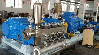 3DP130油田注shui泵