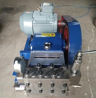 3DP40油田注shui泵