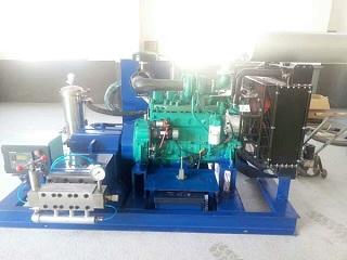 3ZP95油田注shui泵
